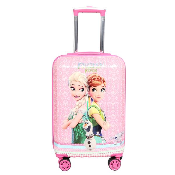 چمدان کودک دیزنی مدل السا و آنا کد 0101