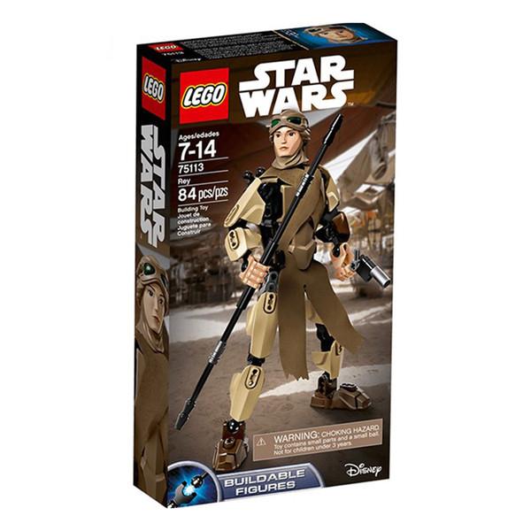لگو سری Star Wars مدل Rey 75113