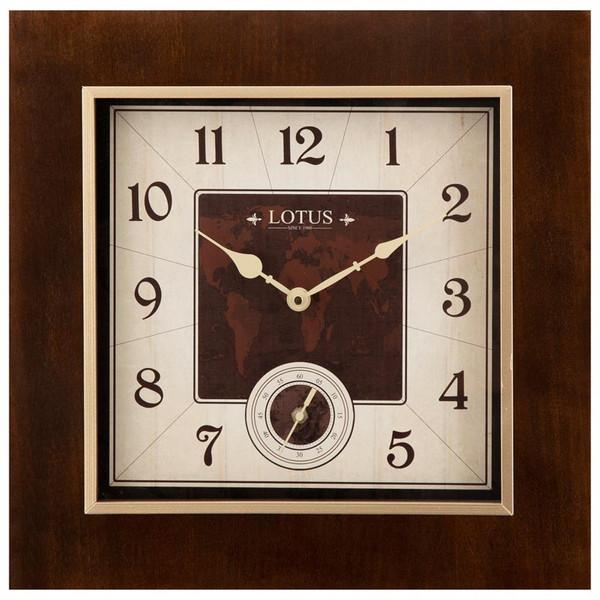 ساعت دیواری لوتوس مدل 9916