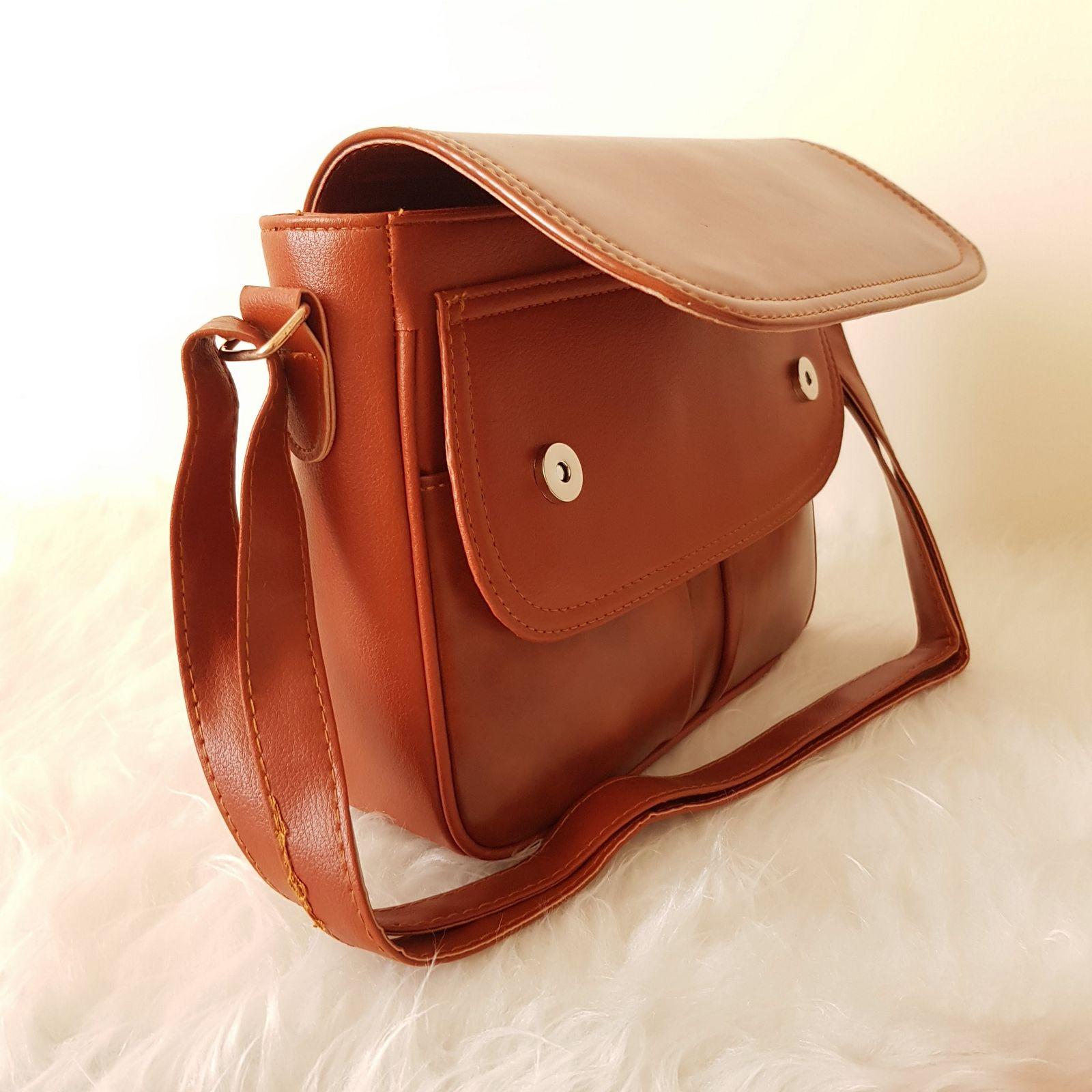 کیف دوشی زنانه مدل 2PS -  - 12