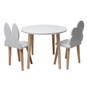 ست میز و صندلی کودک مدل 123
