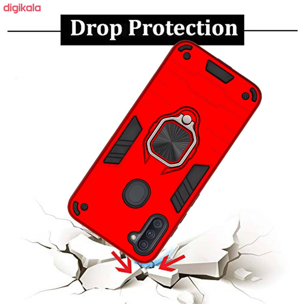 کاور کینگ پاور مدل ASH22 مناسب برای گوشی موبایل سامسونگ Galaxy A11 main 1 3