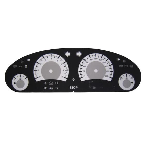 صفحه کیلومتر خودرو مدل pgh987 مناسب برای پژو