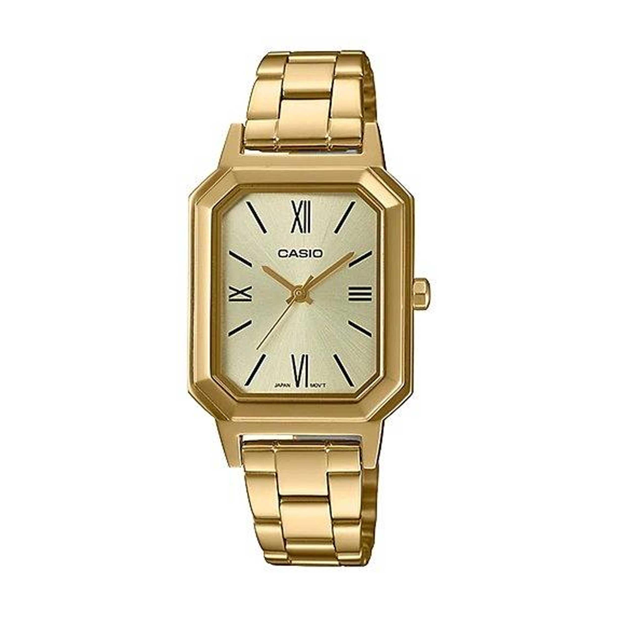 خرید و قیمت                      ساعت مچی  زنانه کاسیو مدل LTP-E168G-9BDF