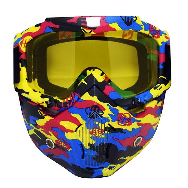 عینک اسکیمدل80