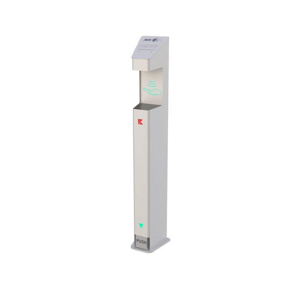 دستگاه ضد عفونی کننده دست مدل گاما پلاس