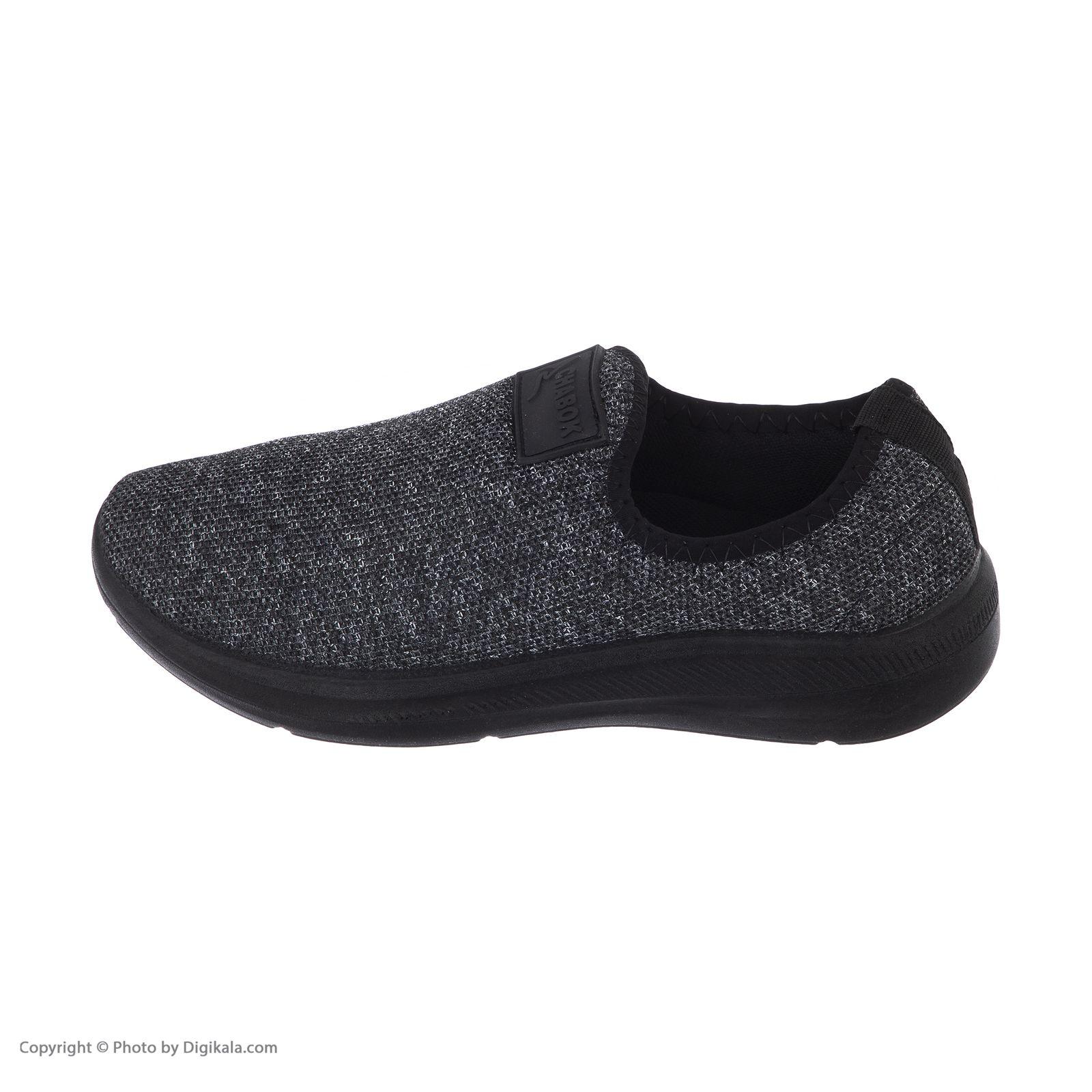 کفش راحتی چابک مدل رامش رنگ نوک مدادی -  - 3
