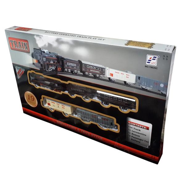 قطار بازی کد 19026