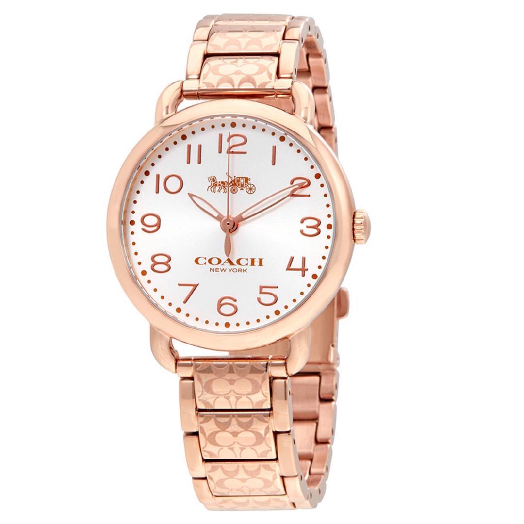 ساعت مچی عقربه ای زنانه کوچ مدل 14502497