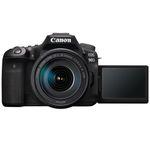 دوربین دیجیتال کانن مدل EOS 90D به همراه لنز 135-18 میلی متر IS USM thumb