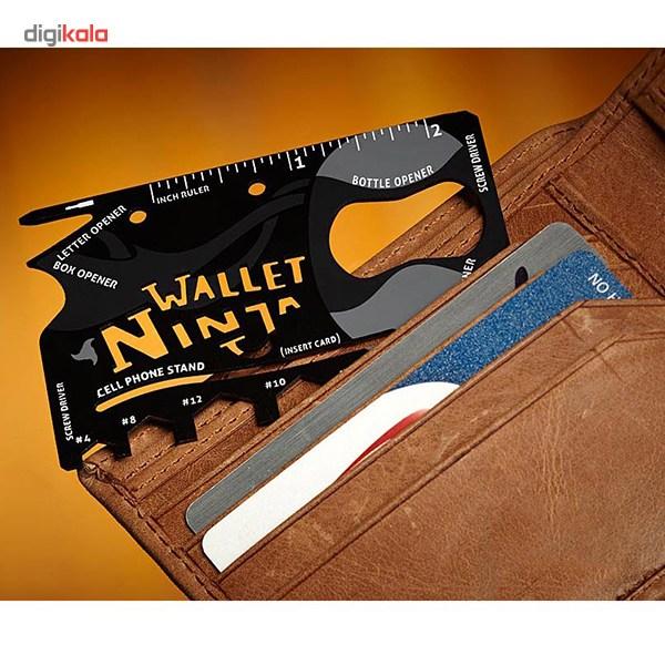 آچار و ابزار چند کاره Ninja Wallet main 1 8