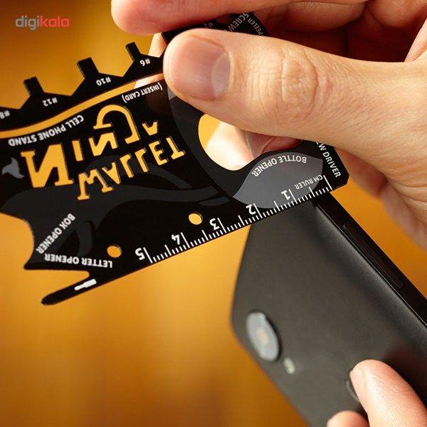 آچار و ابزار چند کاره Ninja Wallet main 1 10