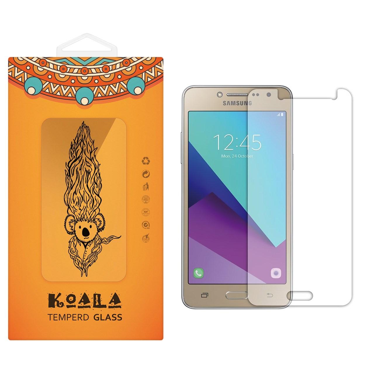 محافظ صفحه نمایش شیشه ای کوالا مدل Tempered مناسب برای گوشی موبایل سامسونگ Galaxy Grand Prime Plus              ( قیمت و خرید)