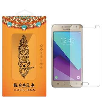 محافظ صفحه نمایش شیشه ای کوالا مدل Tempered مناسب برای گوشی موبایل سامسونگ Galaxy Grand Prime Plus