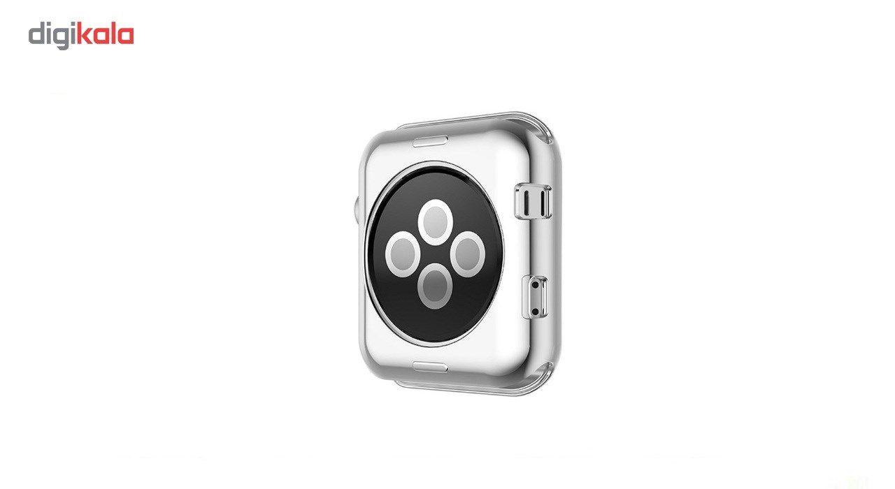 کاور کوتتسی مدل Tpu Case مناسب برای اپل واچ 38 میلی متری main 1 1
