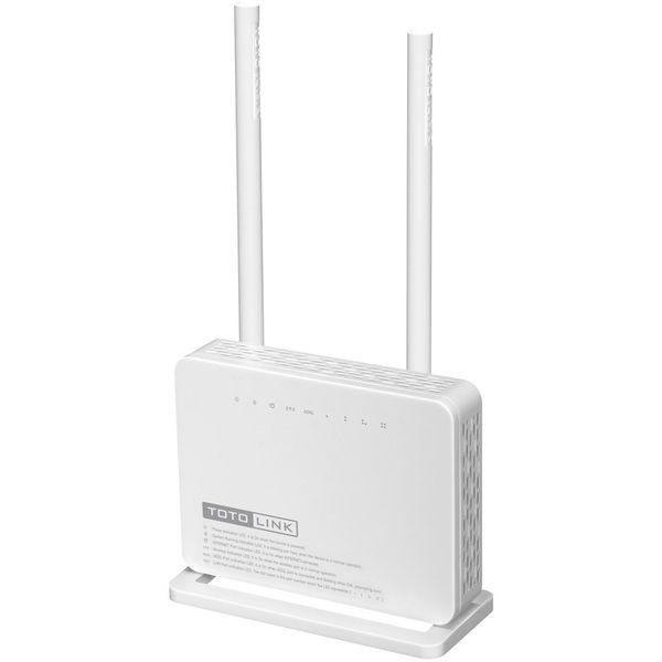 مودم روتر ADSL2 بیسیم توتولینک مدل ND300