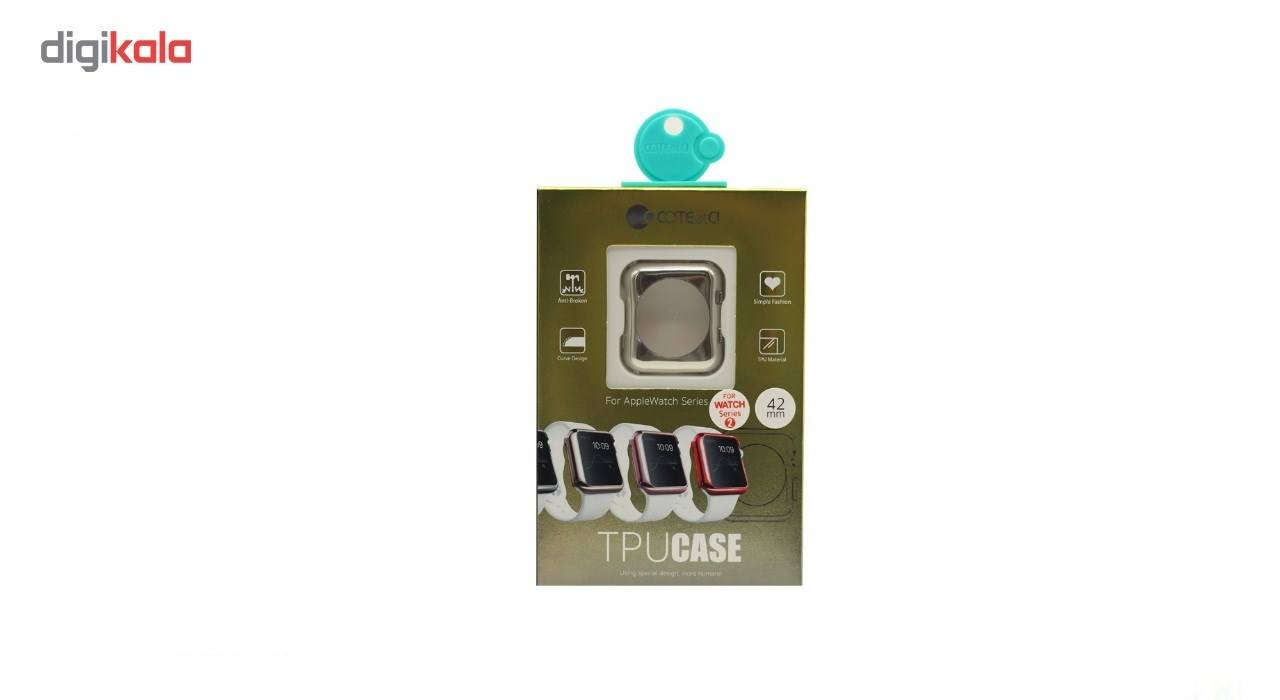 کاور کوتتسی مدل Tpu Case مناسب برای اپل واچ 38 میلی متری main 1 14