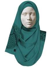روسری زنانه 27 طرح جغد کد H07 -  - 3