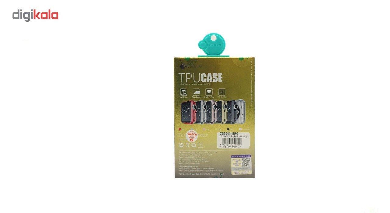 کاور کوتتسی مدل Tpu Case مناسب برای اپل واچ 38 میلی متری main 1 16
