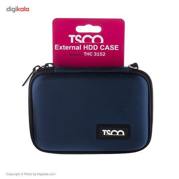 کیف هارد دیسک اکسترنال تسکو مدل THC 3152 main 1 1