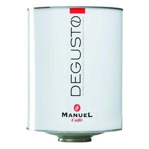 قوطی دانه قهوه مانوئل مدل DEGUSTO