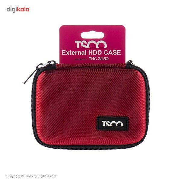 کیف هارد دیسک اکسترنال تسکو مدل THC 3152 main 1 8