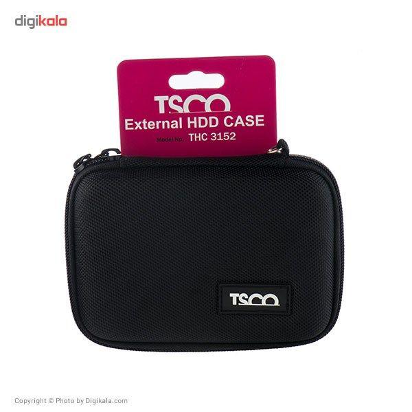 کیف هارد دیسک اکسترنال تسکو مدل THC 3152 main 1 9