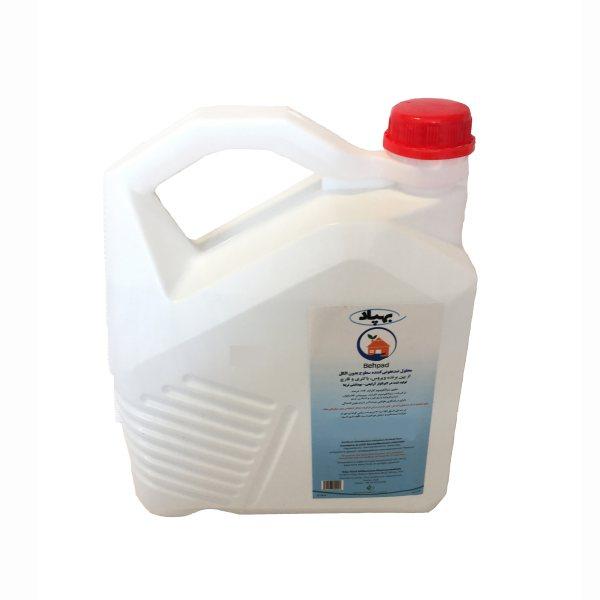 محلول ضدعفونی کننده سطوح بهپاد کد002 حجم 4000 میلی لیتر
