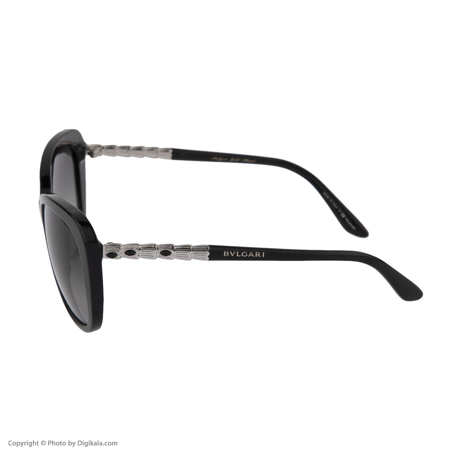 عینک آفتابی زنانه مدل BV8179K 5190T3 -  - 4