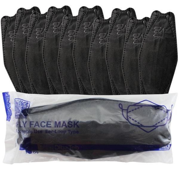 ماسک تنفسی مدل 3d