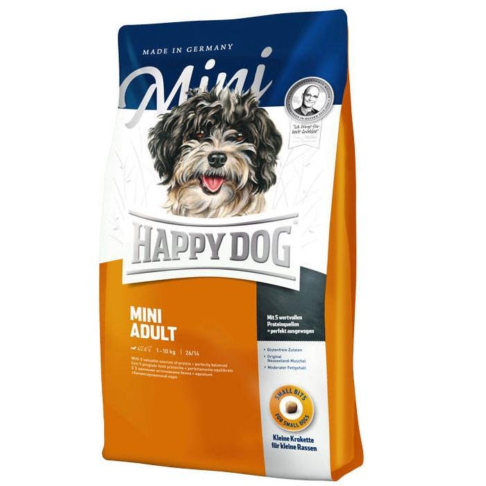غذای خشک سگ هپی داگ کد 011 وزن 1 کیلوگرم