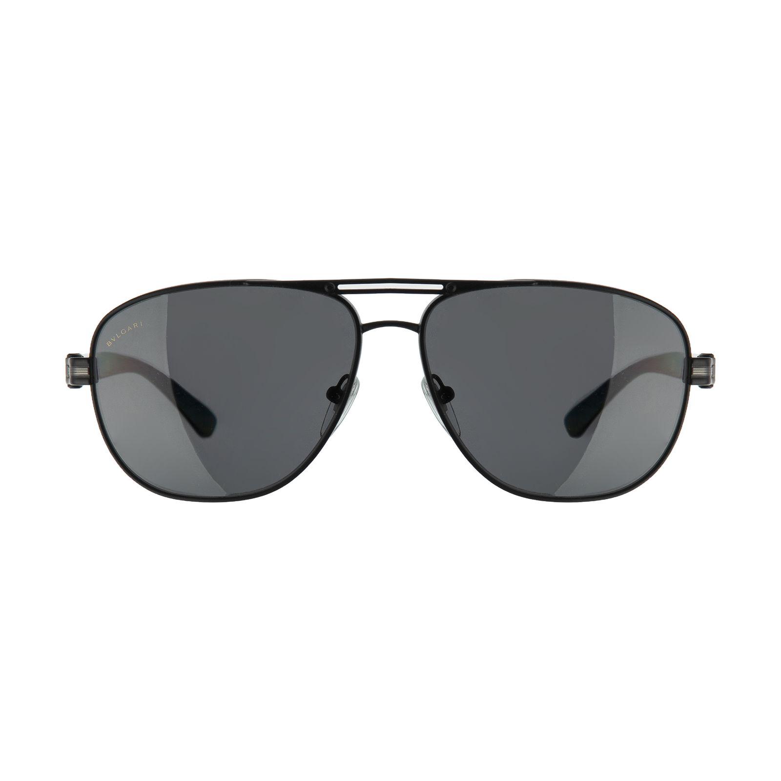 عینک آفتابی مردانه بولگاری مدل BV5033S 12887 -  - 2