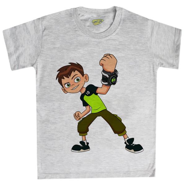 تی شرت پسرانه کارانس طرح بن تن مدل BTM-1028