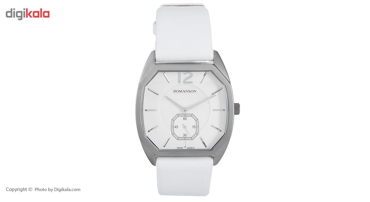 خرید ساعت مچی عقربه ای مردانه رومانسون مدل TL1247MM1WAS2W