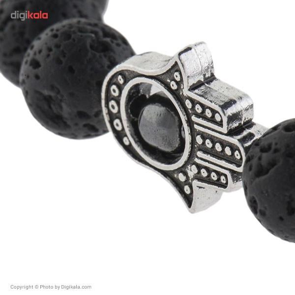 دستبند سنگی جی دبلیو ال مدل HD-16156