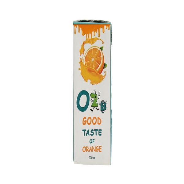 آبمیوه پرتقال اُ دو بی - 200 میلی لیتر