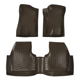 کفپوش سه بعدی خودرو سانا مناسب برای سمند