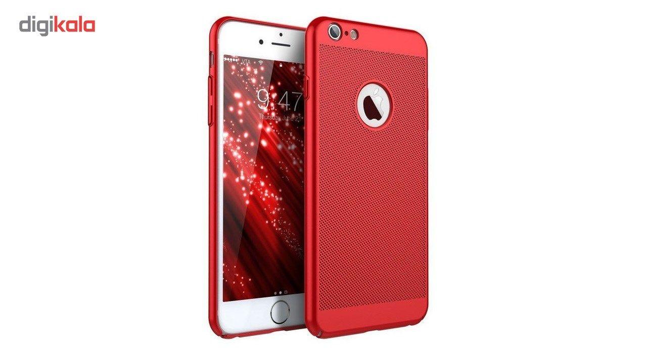 کاور آیپکی مدل Hard Mesh مناسب برای گوشی iPhone 6/6s main 1 1