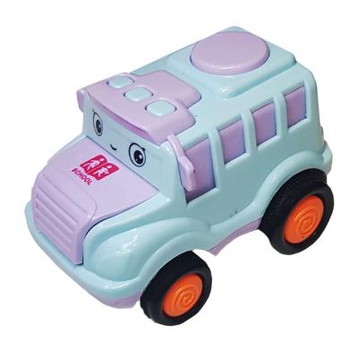 ماشین بازی مدل اتوبوس مدرسه کد tam092
