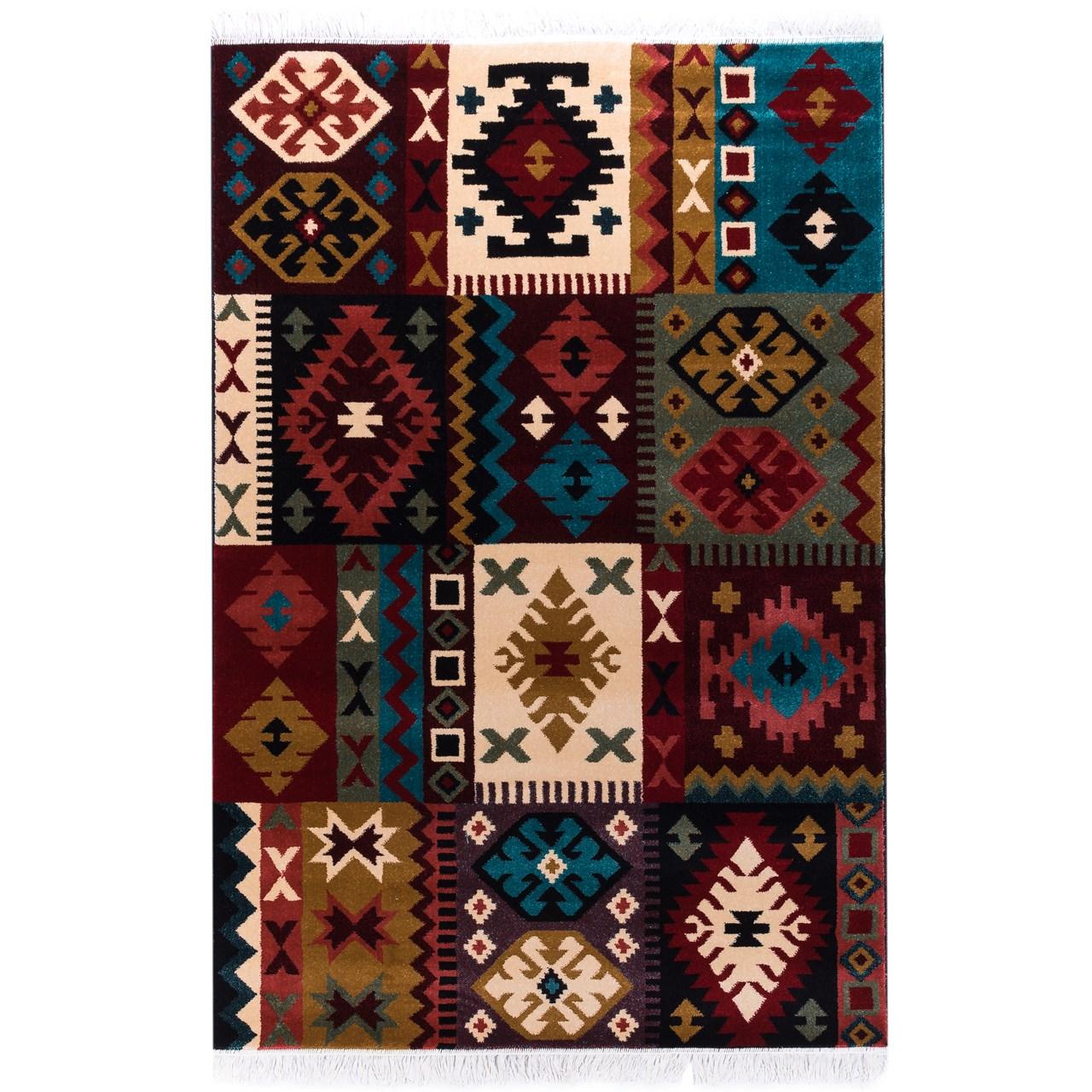 فرش ماشینی دنیای فرش کد 26