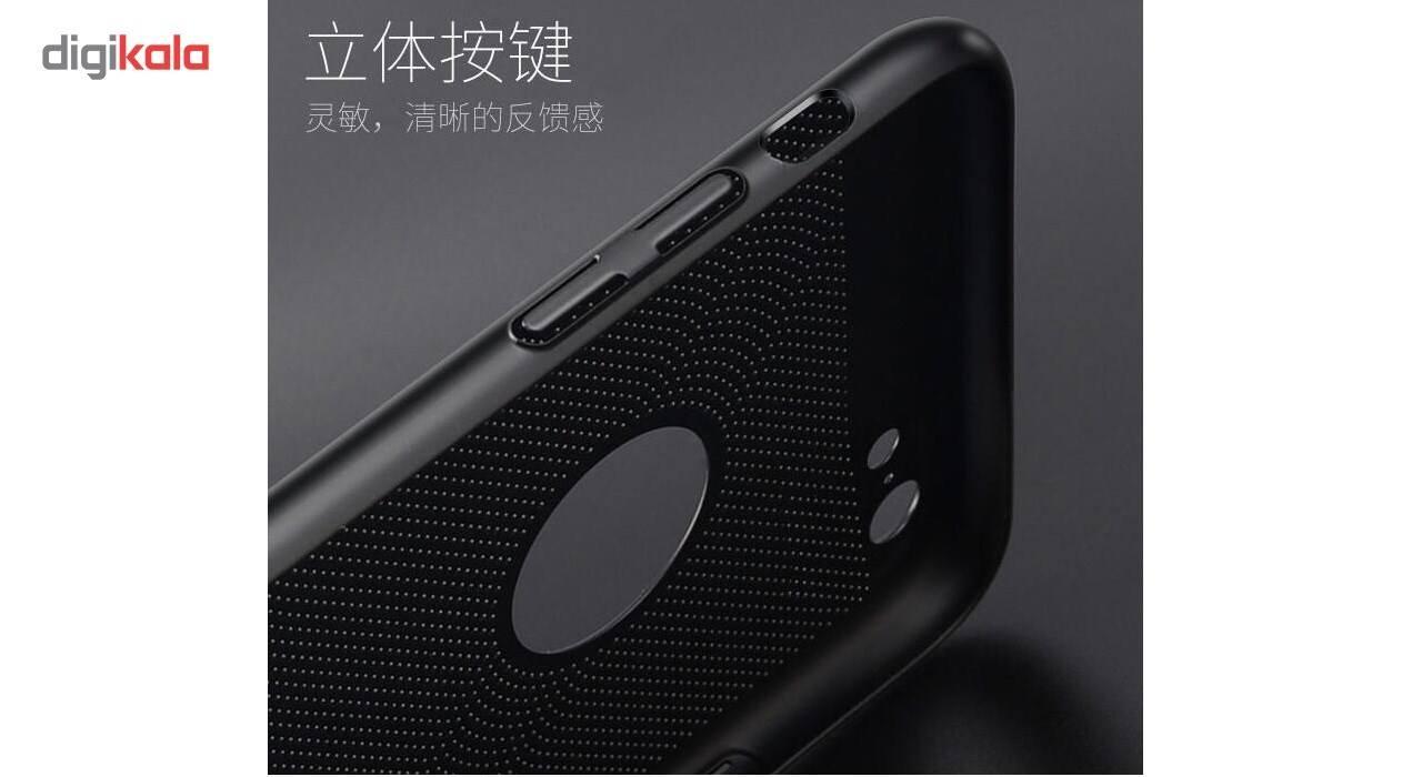 کاور آیپکی مدل Hard Mesh مناسب برای گوشی iPhone 6/6s main 1 9