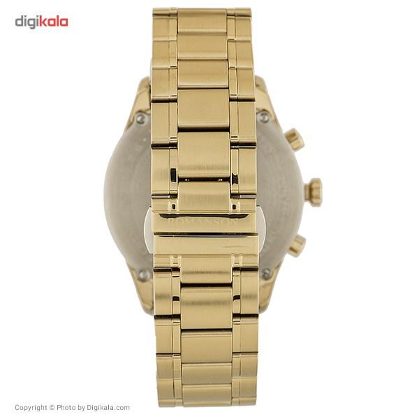 ساعت مچی عقربه ای مردانه رومانسون مدل TM5A21HMGGASR5