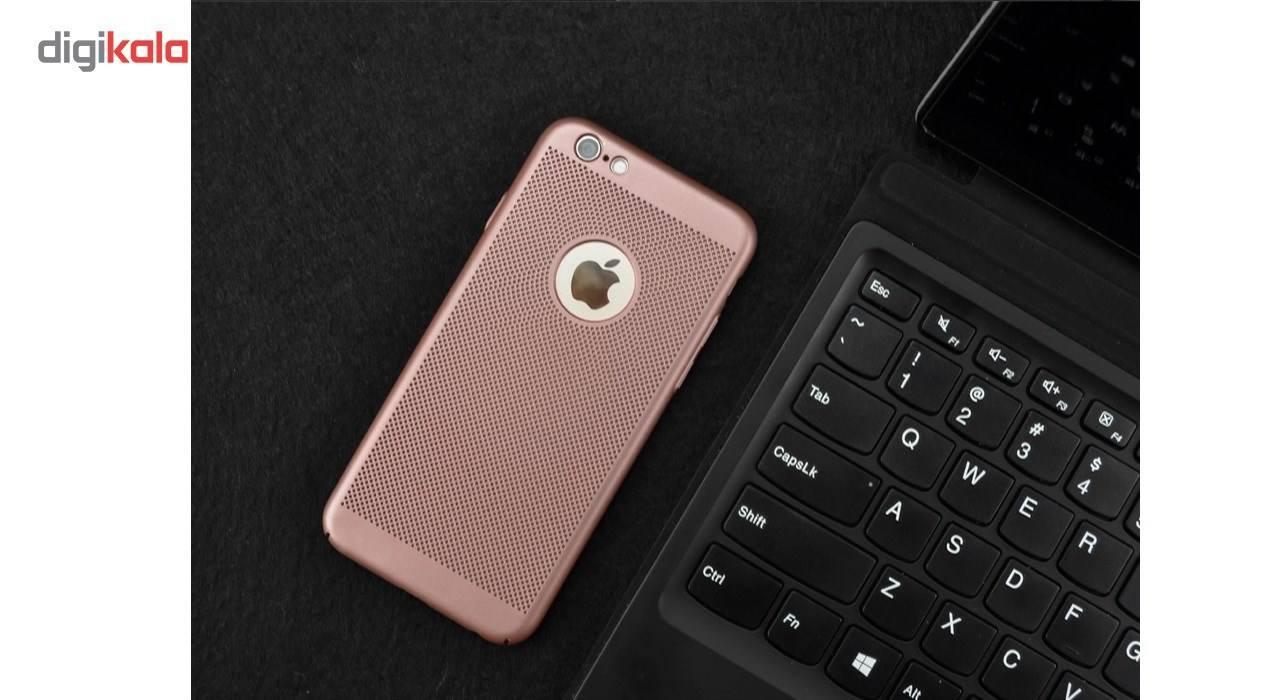 کاور آیپکی مدل Hard Mesh مناسب برای گوشی iPhone 6/6s main 1 10