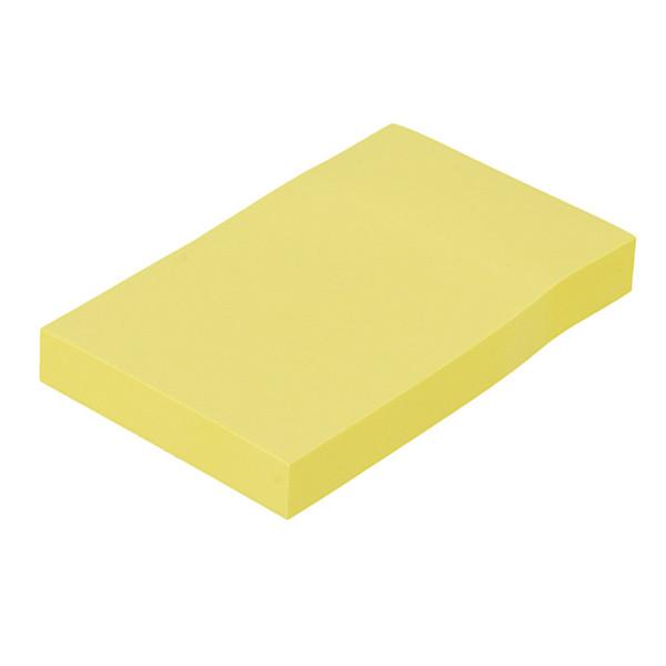کاغذ یادداشت چسب دار دلی کد 39826 بسته 100 عددی