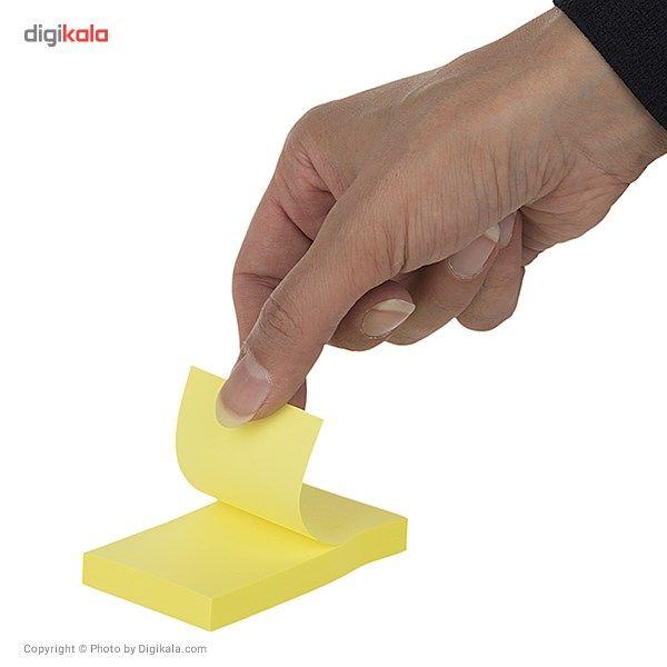 کاغذ یادداشت چسب دار دلی کد 39826 بسته 100 عددی main 1 2