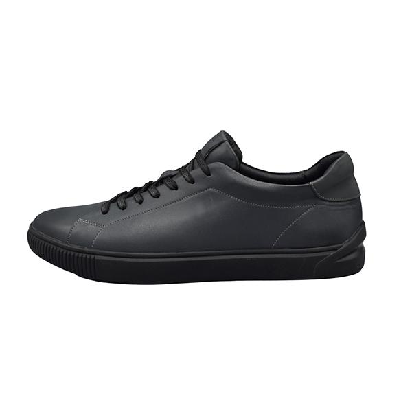 کفش روزمره مردانه پانو مدل 700 رنگ طوسی