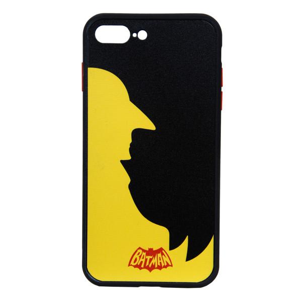 کاور طرح بتمن مدل AT010 مناسب برای گوشی موبایل اپل iPhone 7 Plus / 8 Plus
