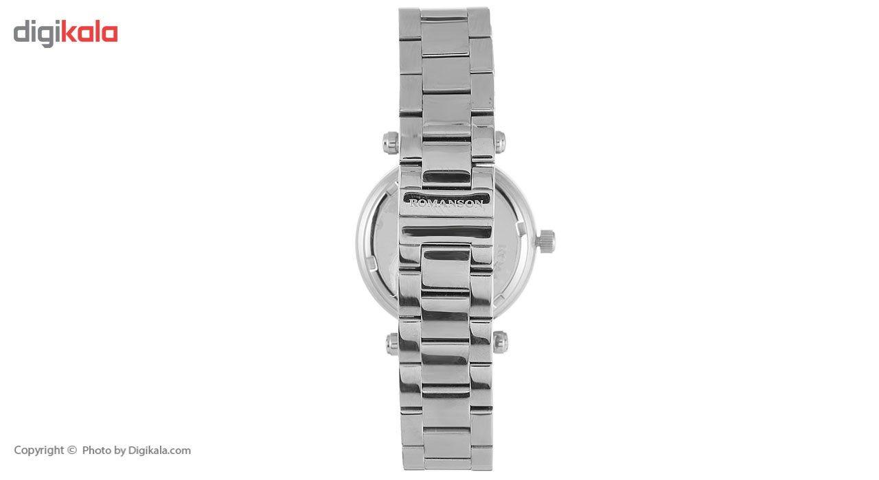 ساعت مچی عقربه ای زنانه رومانسون مدل RM0379TL1WM32W -  - 3