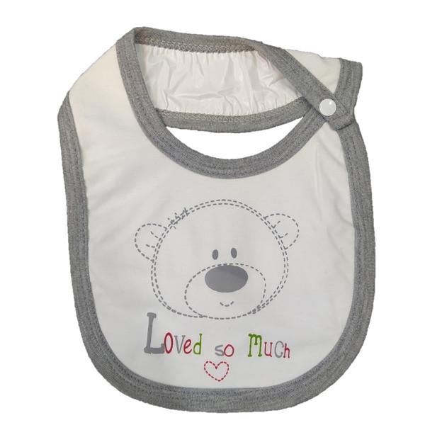 پیش بند نوزادی مادرکر مدل bear