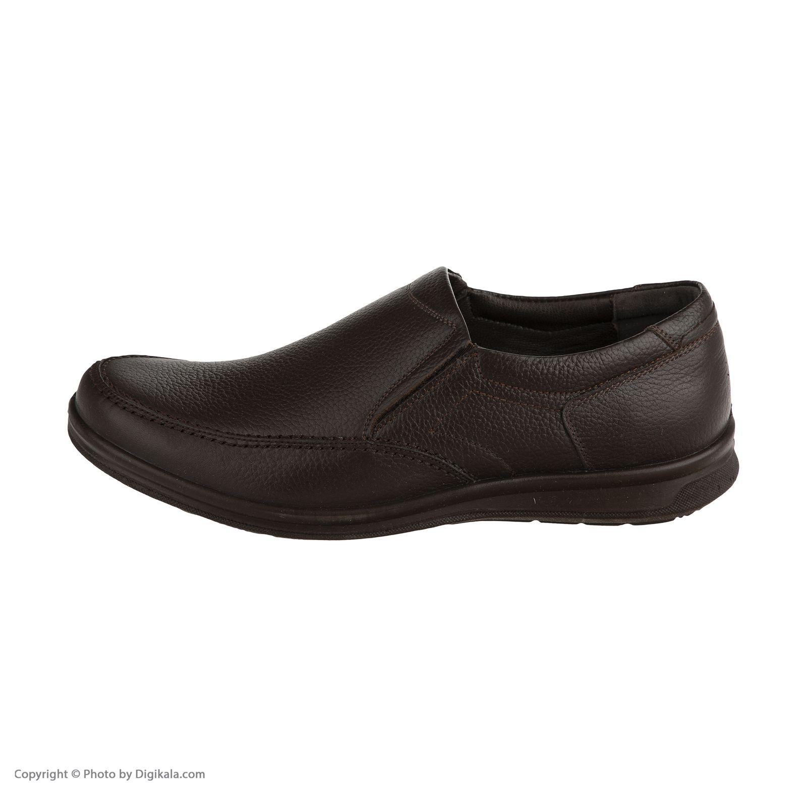 کفش روزمره مردانه بلوط مدل 7296A503104 -  - 3